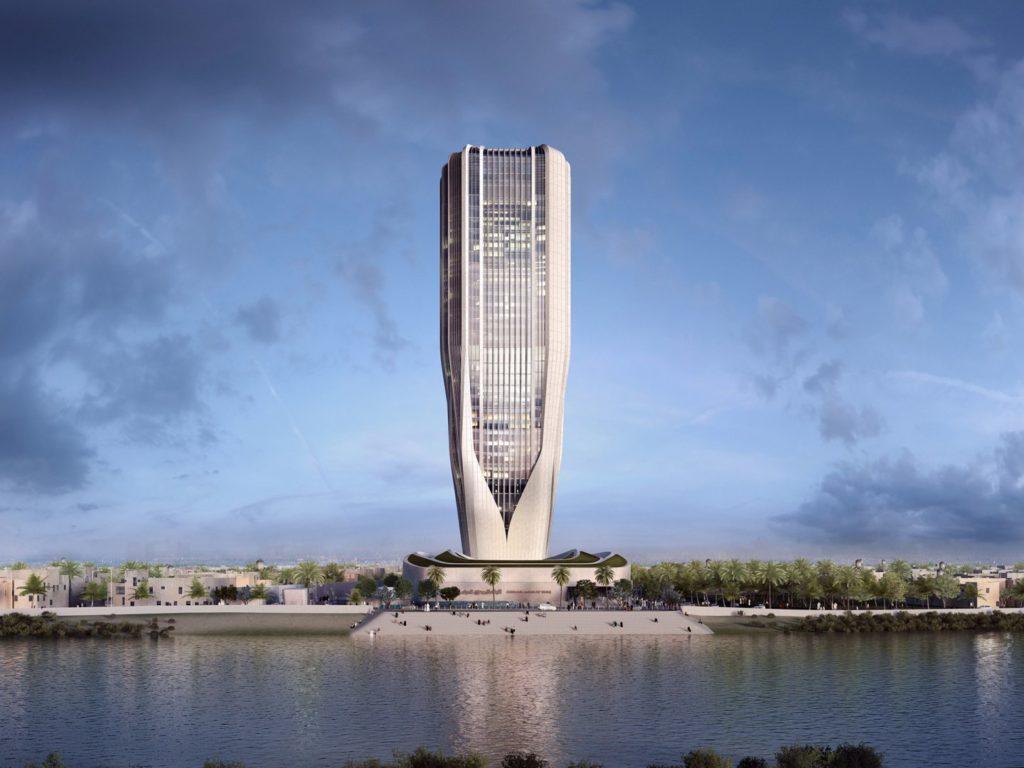 Central Bank Of Iraq Zaha Hadid