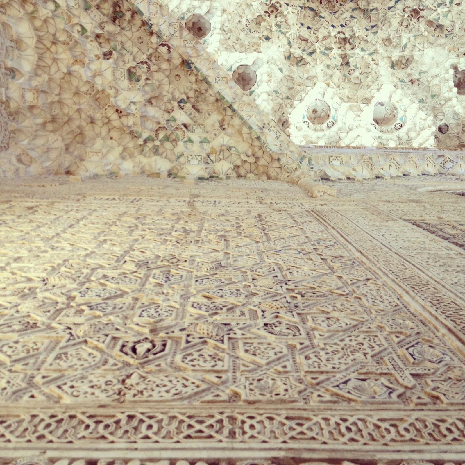 The Alhambra: Layers of Beauty and Architectural History